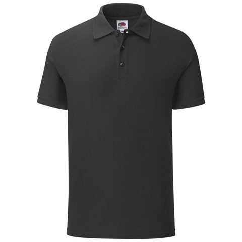 Fruit of the Loom Adult's Iconic Polo Shirt SS440
