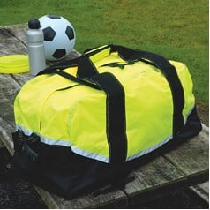 RTY Enhanced Visibility Reflective Holdall