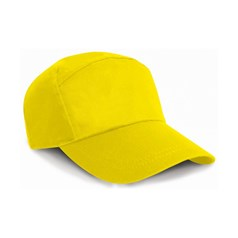 7 panel advertising cap