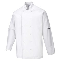 Portwest Dundee Coolite Aerated Mesh Underarm Chefs Jacket