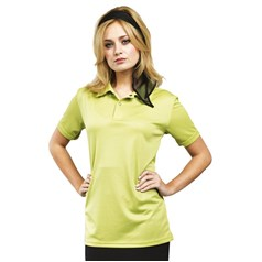 Premier Coolchecker Stud Fastening Polo Shirt