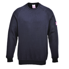 Portwest ModaFlame Flame Resistant Anti-Static Sweatshirt