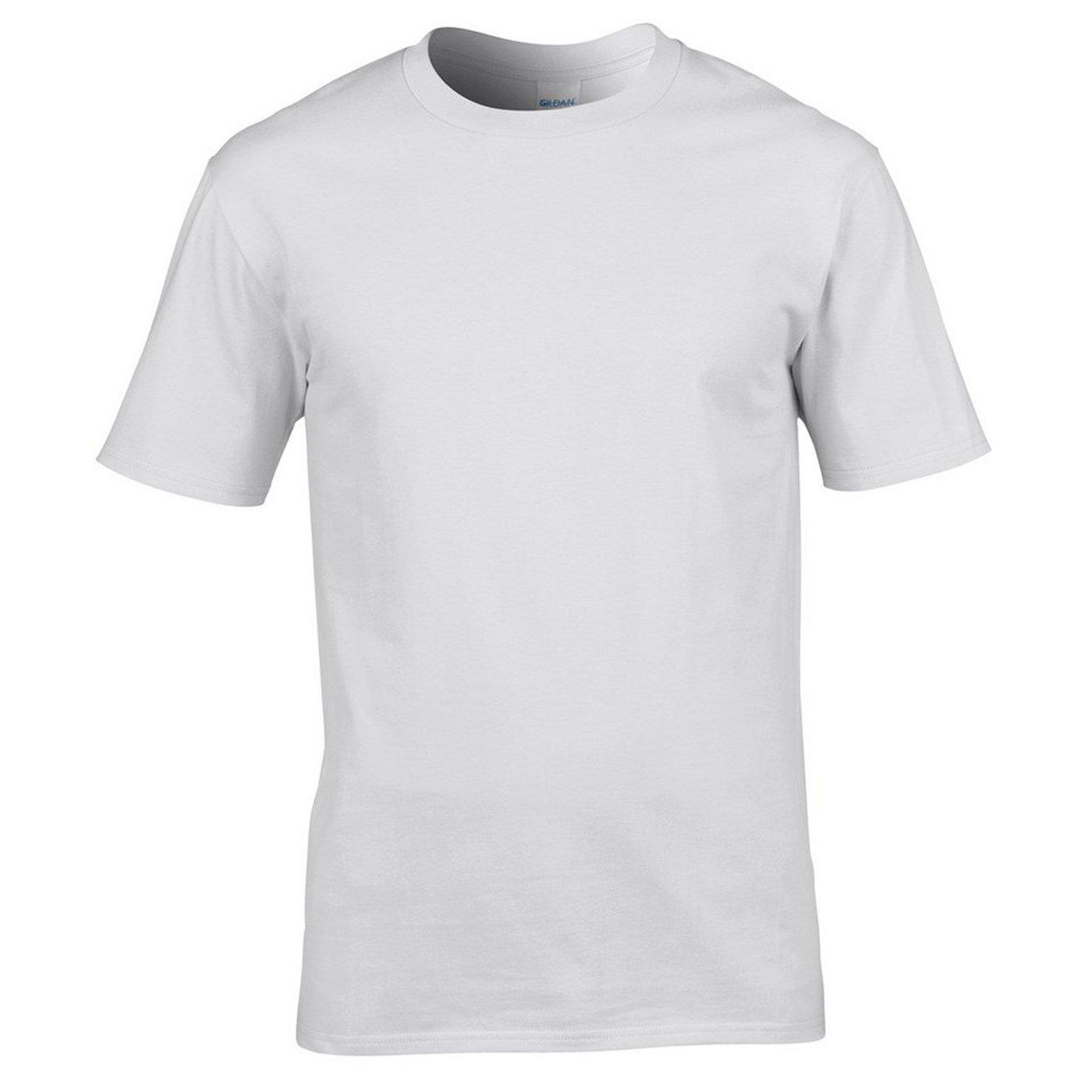5ea6beee4dfd91 Gildan Adult's Unisex Premium Cotton T-Shirt GD008