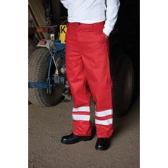 Yoko Reflective Working Trousers in Various Colours