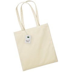 Westford Mill Earthware Heavy Fabric Bag for Life