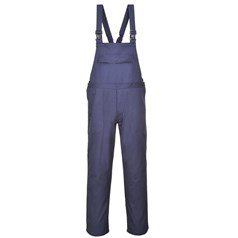 Portwest BizFlame Flame Resistant Anti-Static Pro Work Bib and Brace