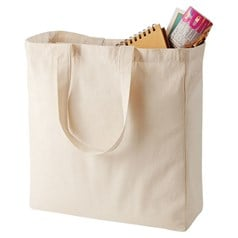 Quadra Classic Canvas Shopper Bag