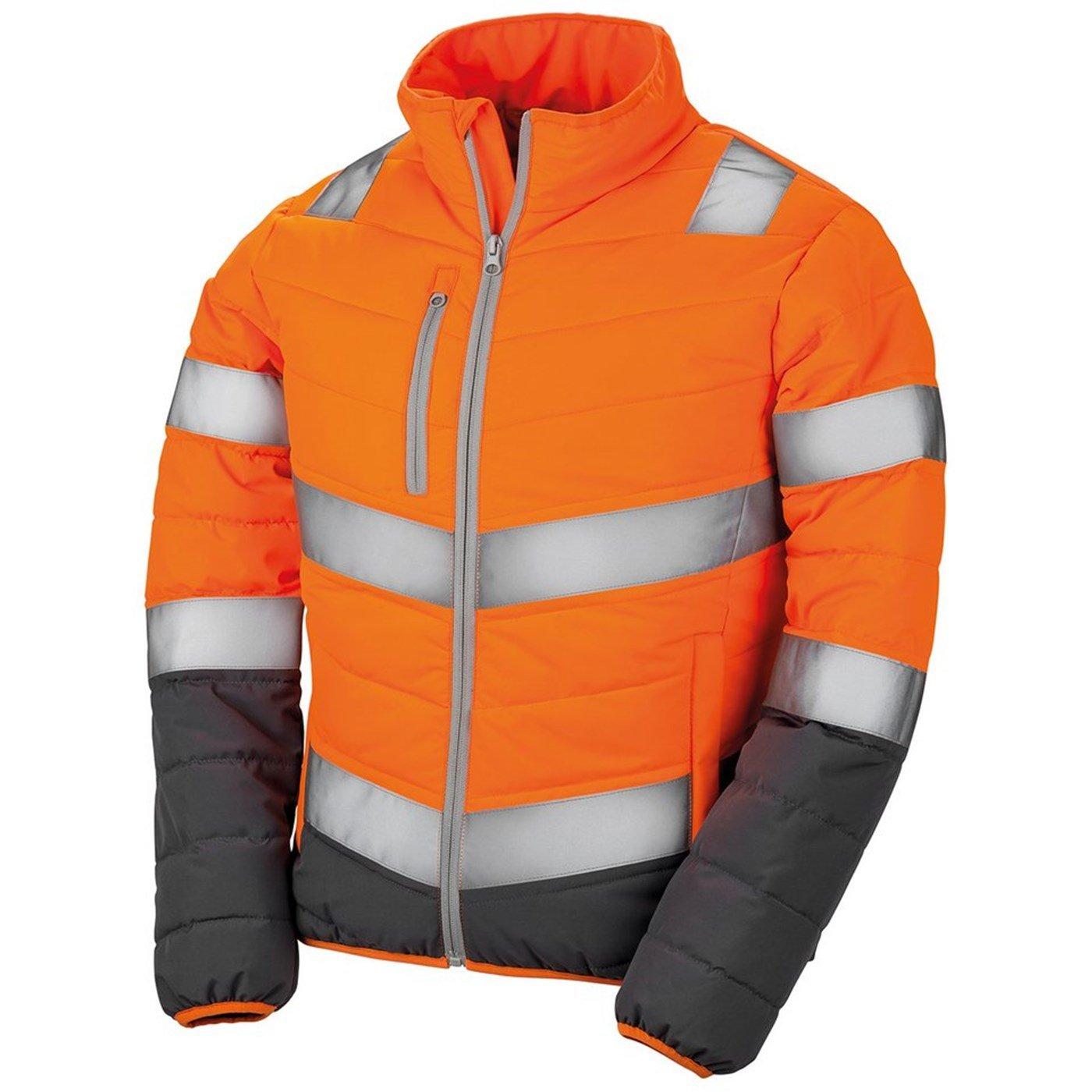 Result Safe-Guard Soft Safety Jacket