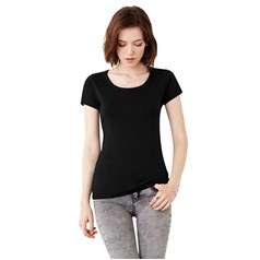 Bella Canvas Ladies Scoop Neck Fashion T-Shirt