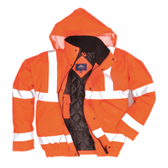 Portwest Sealtex Ultra High Visibility Bomber Jacket