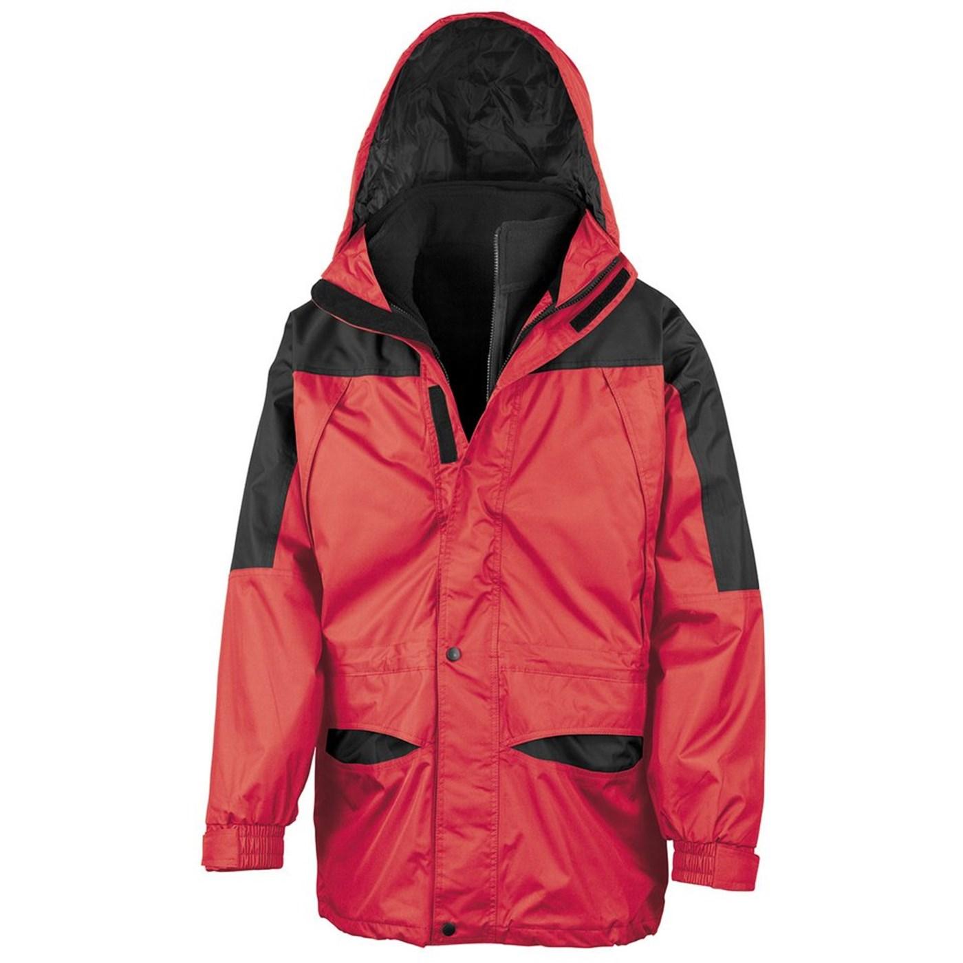 b86e4e2d1 Result Men's Alaska 3-in-1 Winter Jacket RE99A