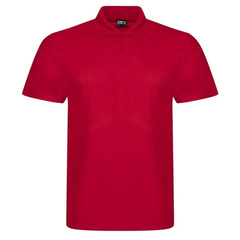 Pro RTX Men's Pro Work Polyester Polo Shirt RX105