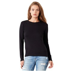 Bella Canvas Ladies Long Sleeved Fashion T-Shirt