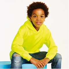 AWDis Just Hoods Kids Electric Hooded Sweatshirt