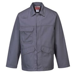 Portwest BizFlame Flame Resistant Anti-Static Pro Work Jacket