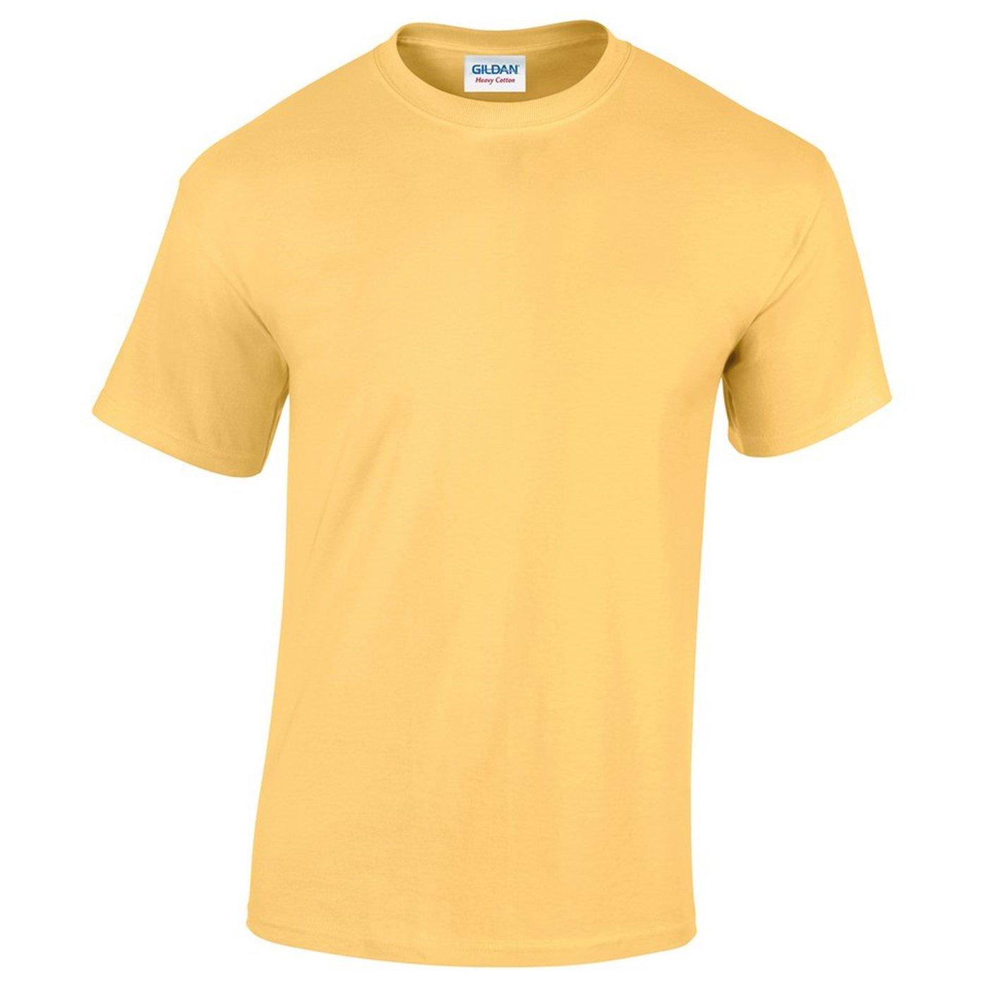 3f2a725c02bbe7 Gildan Adult's Heavy Cotton T-shirt GD005
