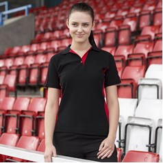 Finden Hales Ladies Sports Polo Shirt