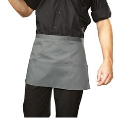 Premier Colours 3 Pocket Short Bar Apron