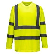Yoko Herren yk025//hvj410/Hi Vis Short Sleeve T-Shirt