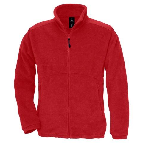 B/&C Collection Fashion Full Zip Fleece