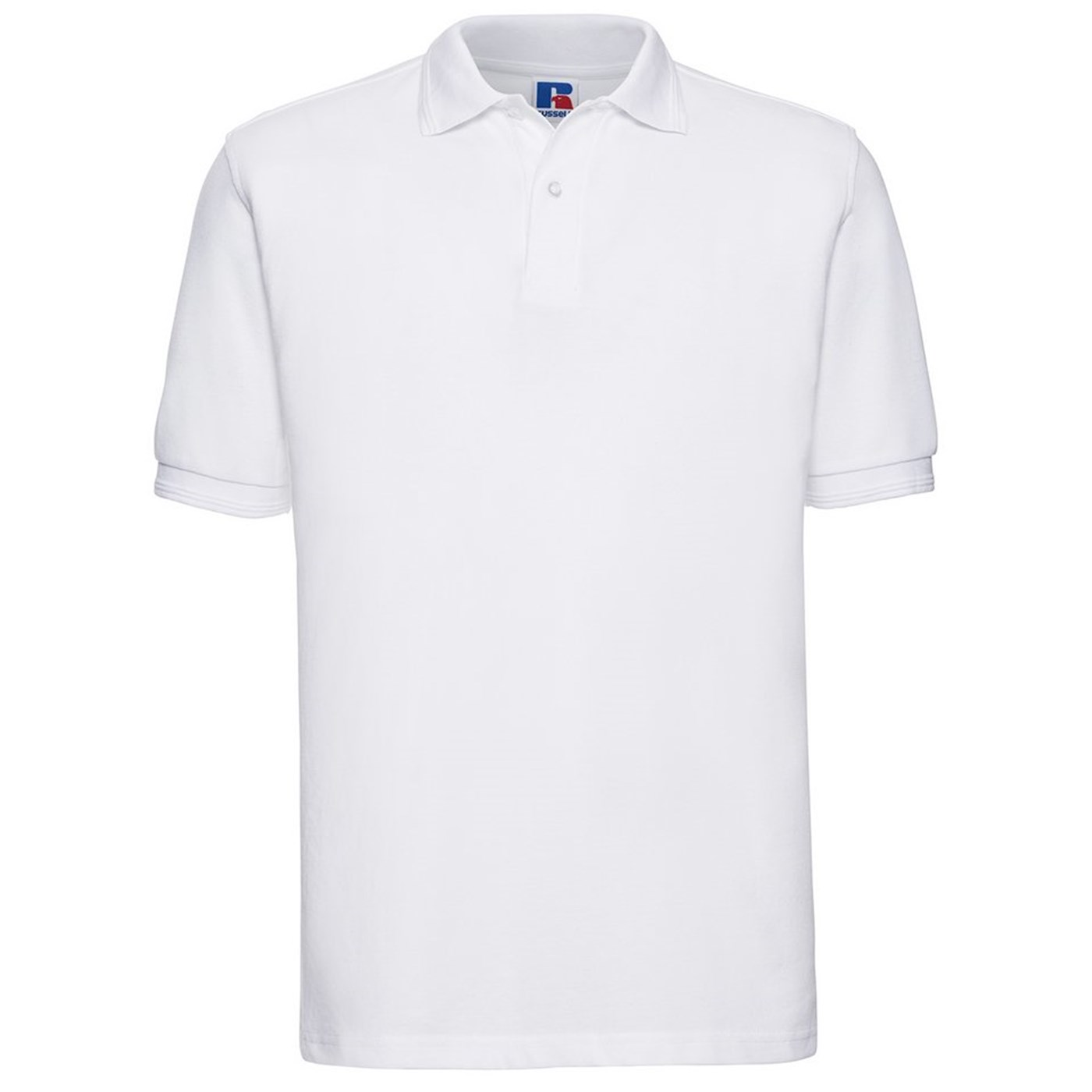 071a1b24 Russell Adult's Hard Wearing Polo Shirt J599M