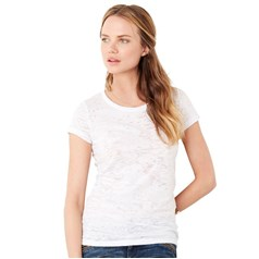 Bella Canvas Unisex Bernadette Burnout T-Shirt