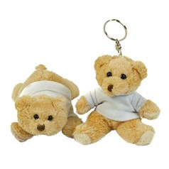Mumbles Binx Bear Fridge Magnet Key Ring