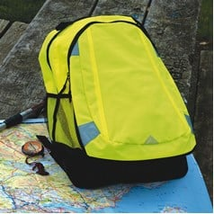 RTY Enhanced Visibility Reflective Backpack