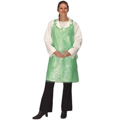Supertouch Disposable PE Apron 50 Microns 69x138cm Flat Pack