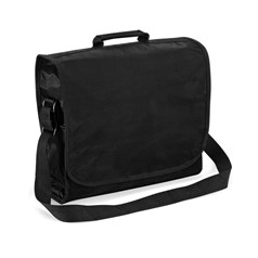 Quadra Polyester Adjustable Strap Record Bag