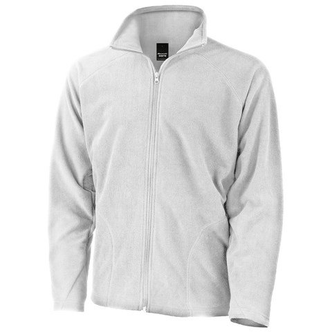 Micron fleece White