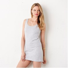 Bella Canvas Ladies Jersey Tank Dress