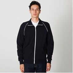 American Apparel Unisex California Fleece Track Jacket (5455)
