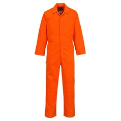 Portwest Bizweld Flame Resistant Moleskin Coverall