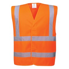 Portwest High Visibility Two Band & Brace Vest