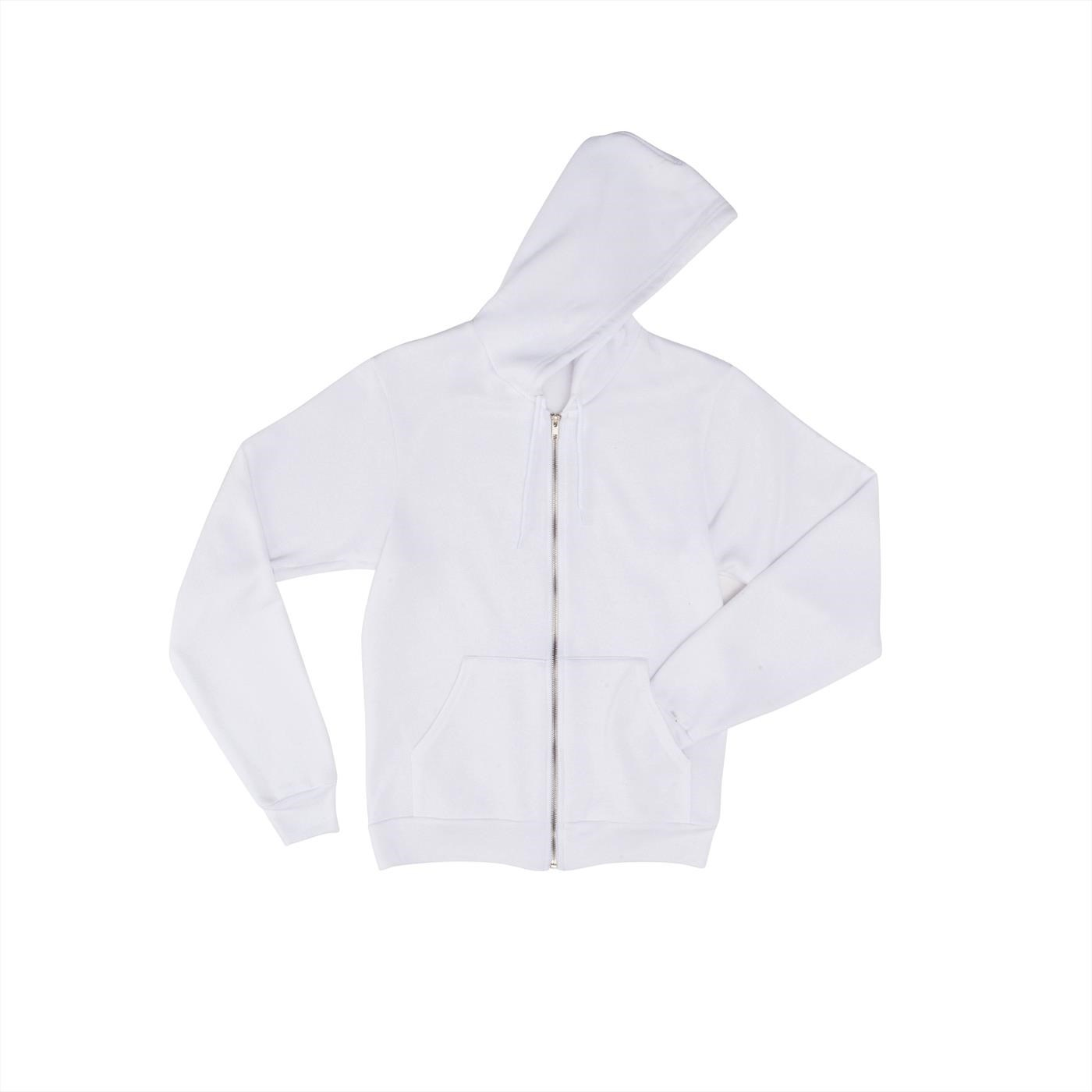 American Apparel F497 Flex Fleece Zip Hoodie M 1 Dark Heather Grey 1 Slate