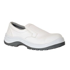 Portwest Steelite Grip Pheonix Anti Slip Slip On Safety Shoe