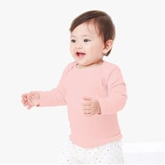 Bella Canvas Baby Rib Long Sleeve Infant T-Shirt