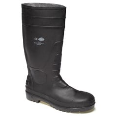 Dickies Steel Toe Cap Super Safety Wellington Boot