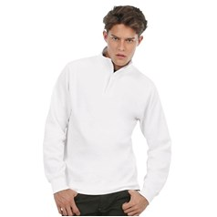 B&C Collection 1/4 Zip Sweatshirt
